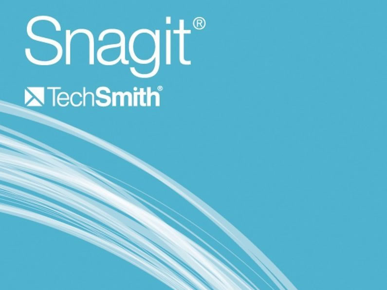 Snagit from TechSmith